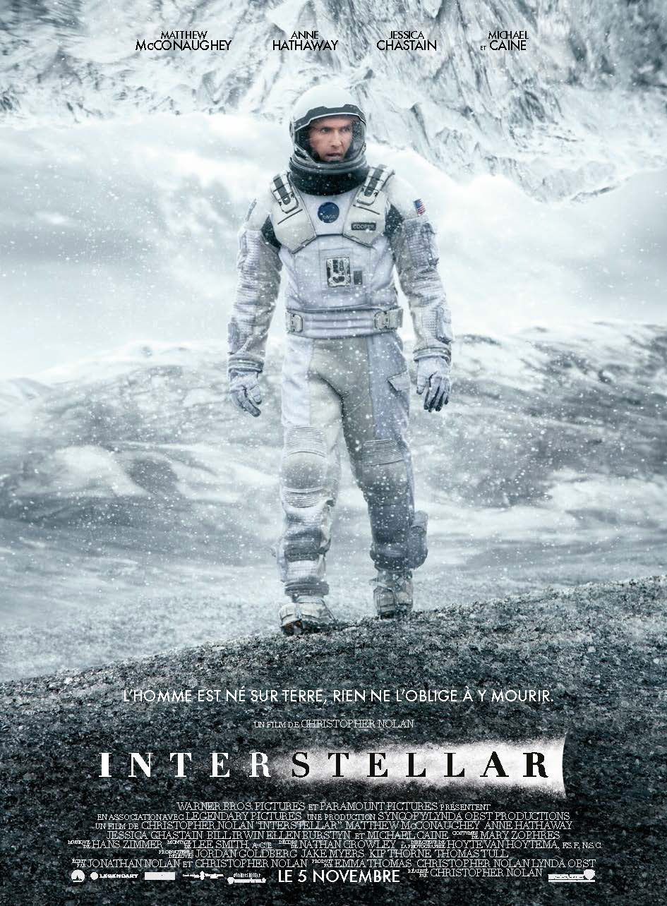 Interstellar en Streaming