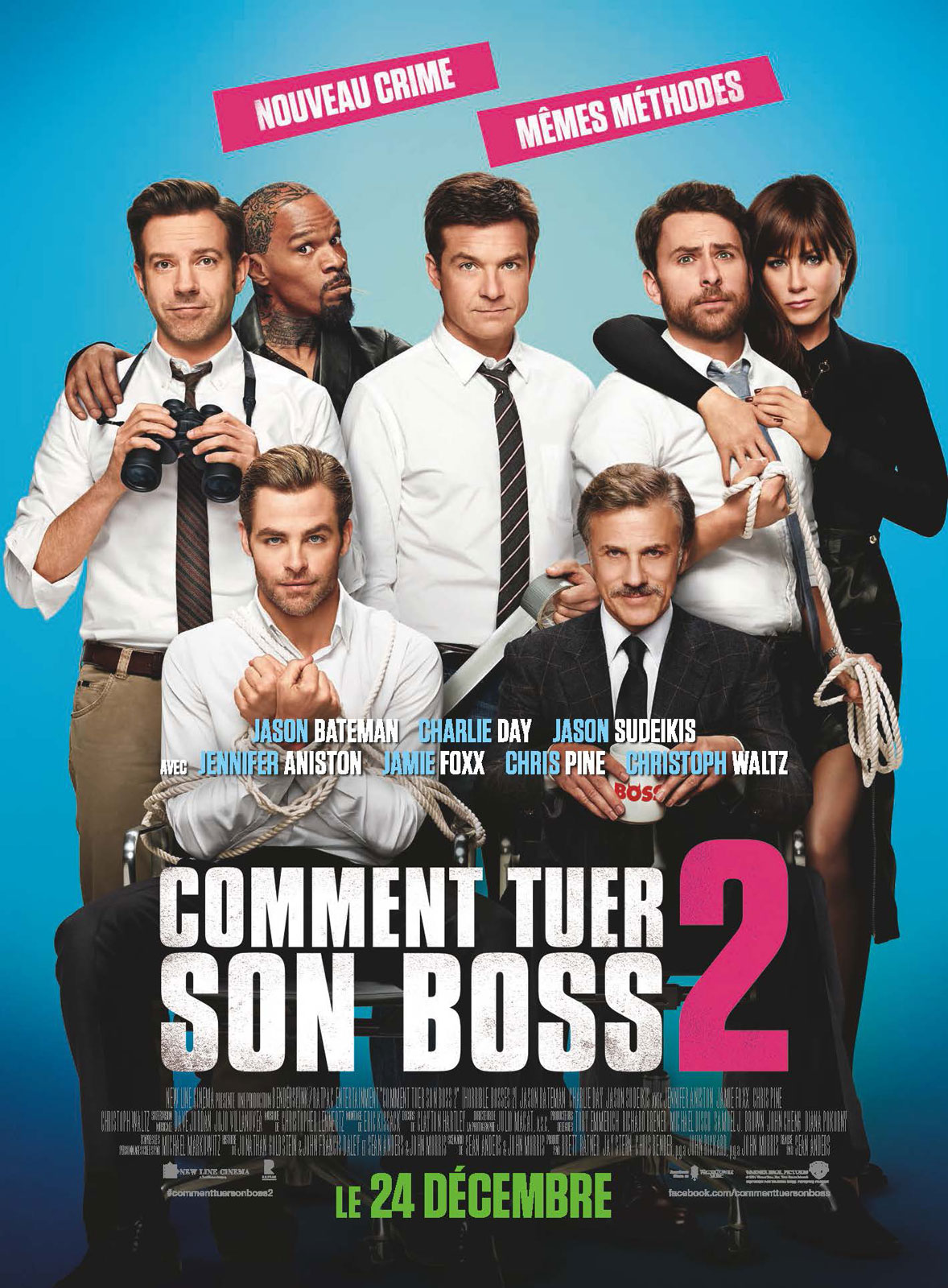 Comment tuer son boss 2 streaming