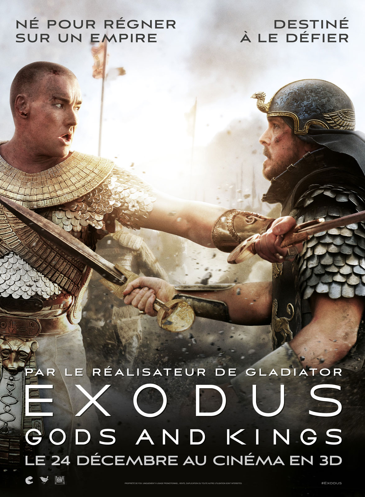 Exodus : Gods & Kings