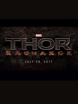Affiche du film Thor: Ragnarok