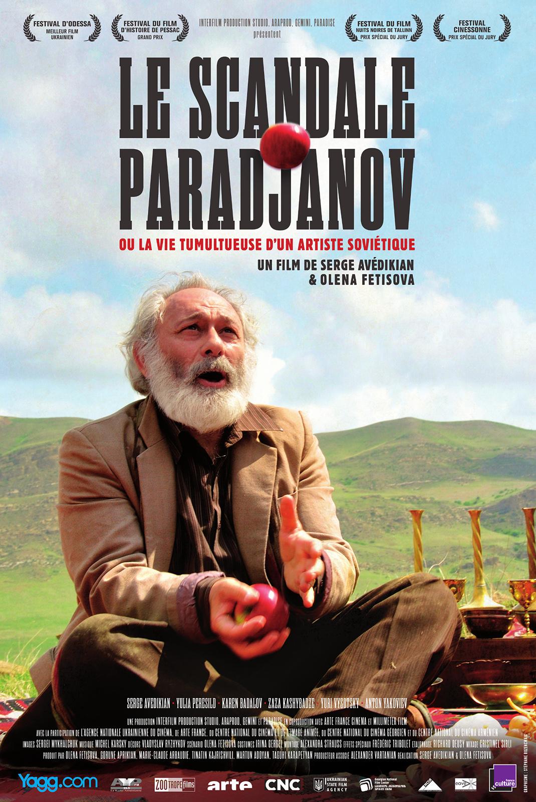 Le Scandale Paradjanov ou La vie tumultueuse d'un artiste soviétique