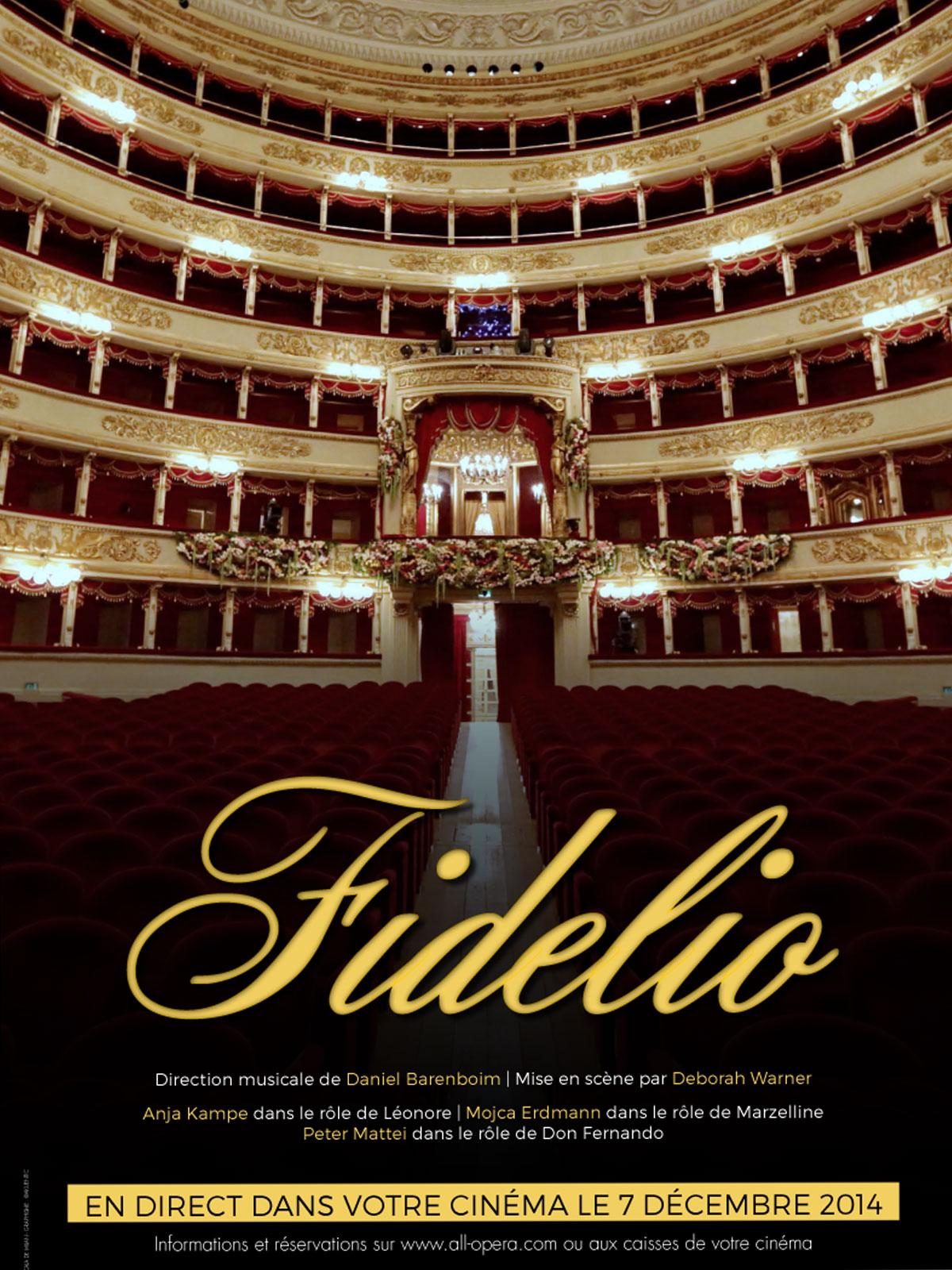 Fidelio (All Opera - Côté Diffusion)