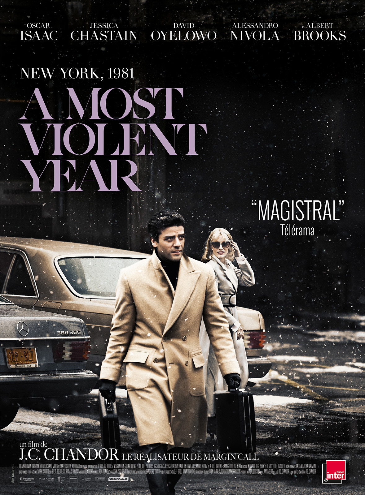 A Most Violent Year streaming