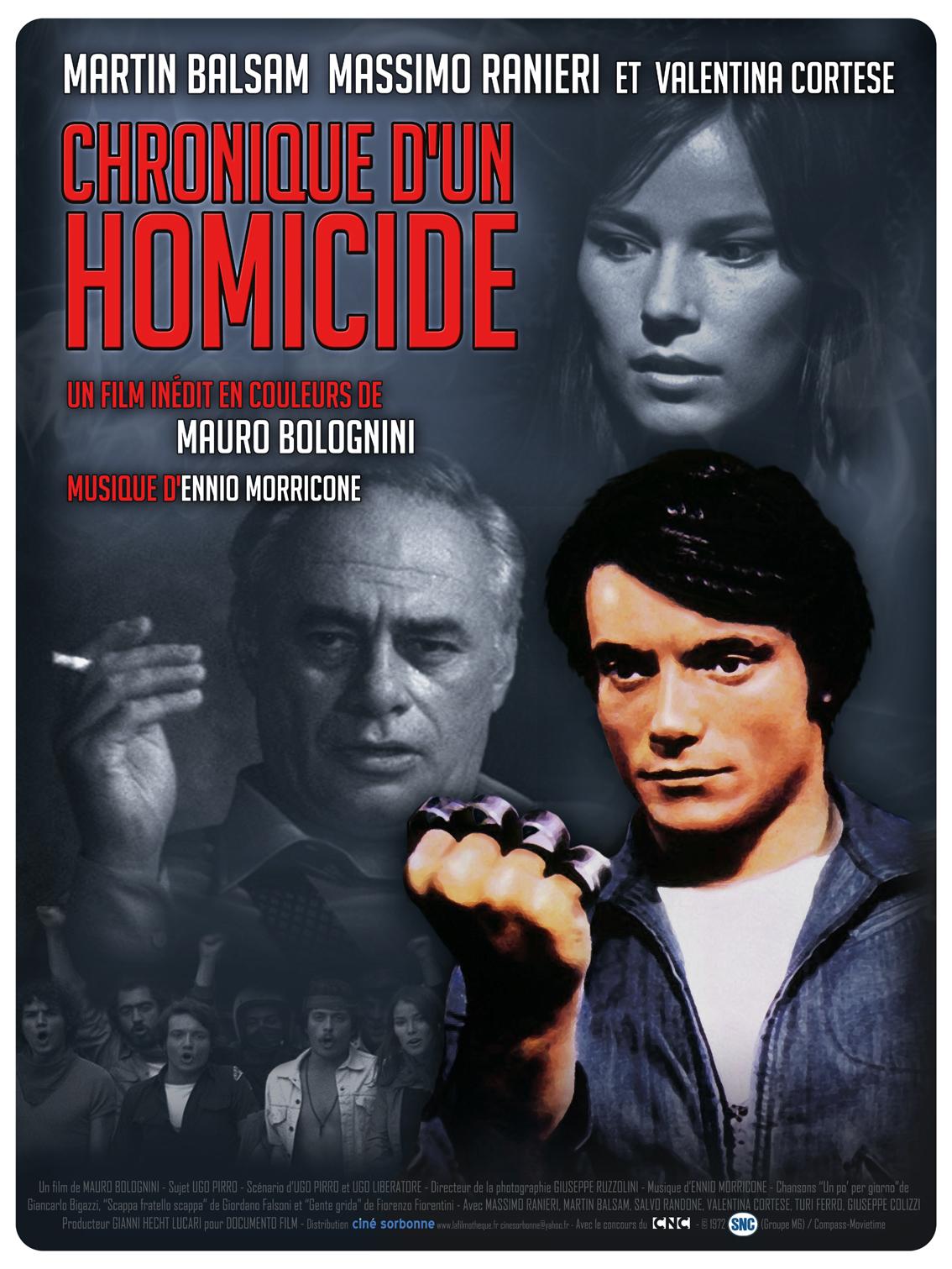 Chronique d'un Homicide