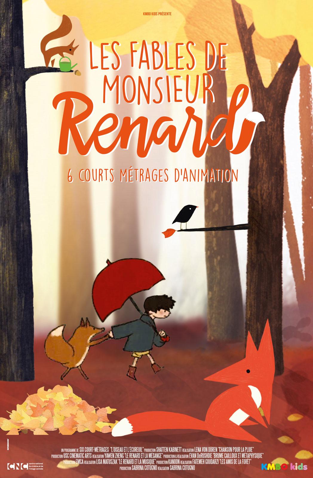 Les Fables de Monsieur Renard