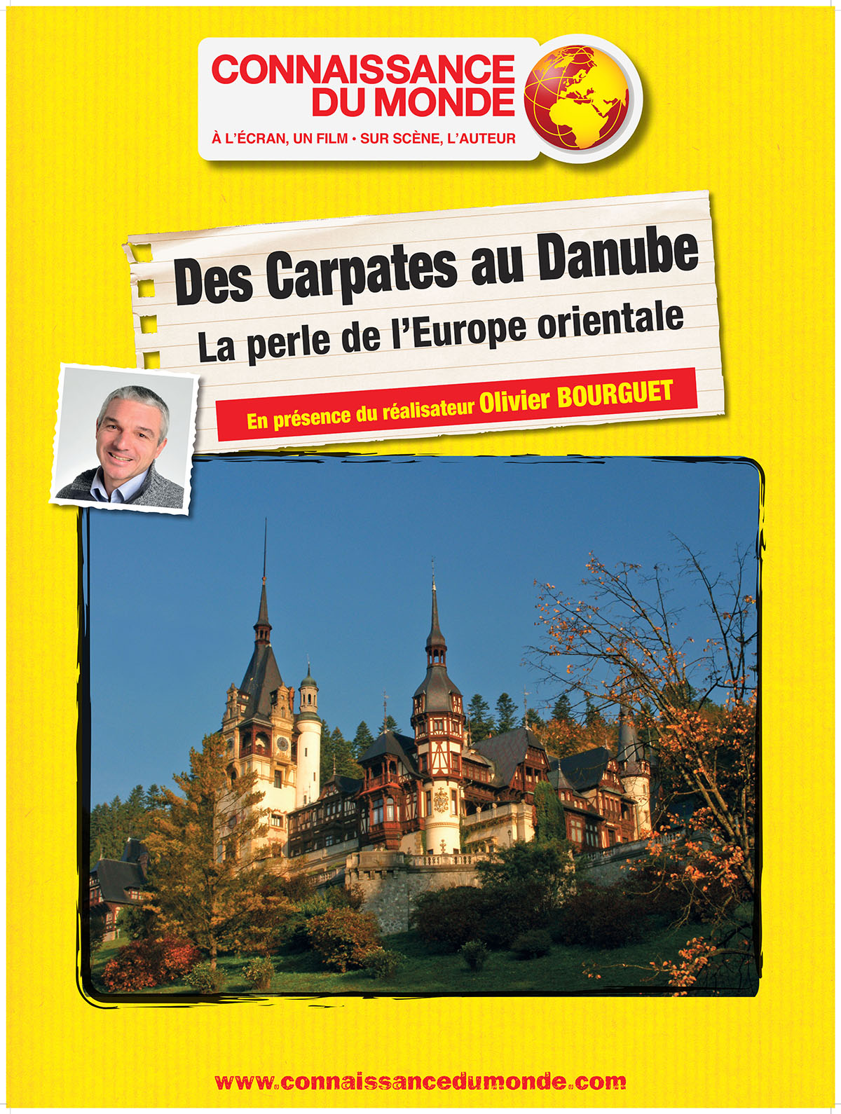 Des Carpates AU Danube, La Perle de l'Europe orientale