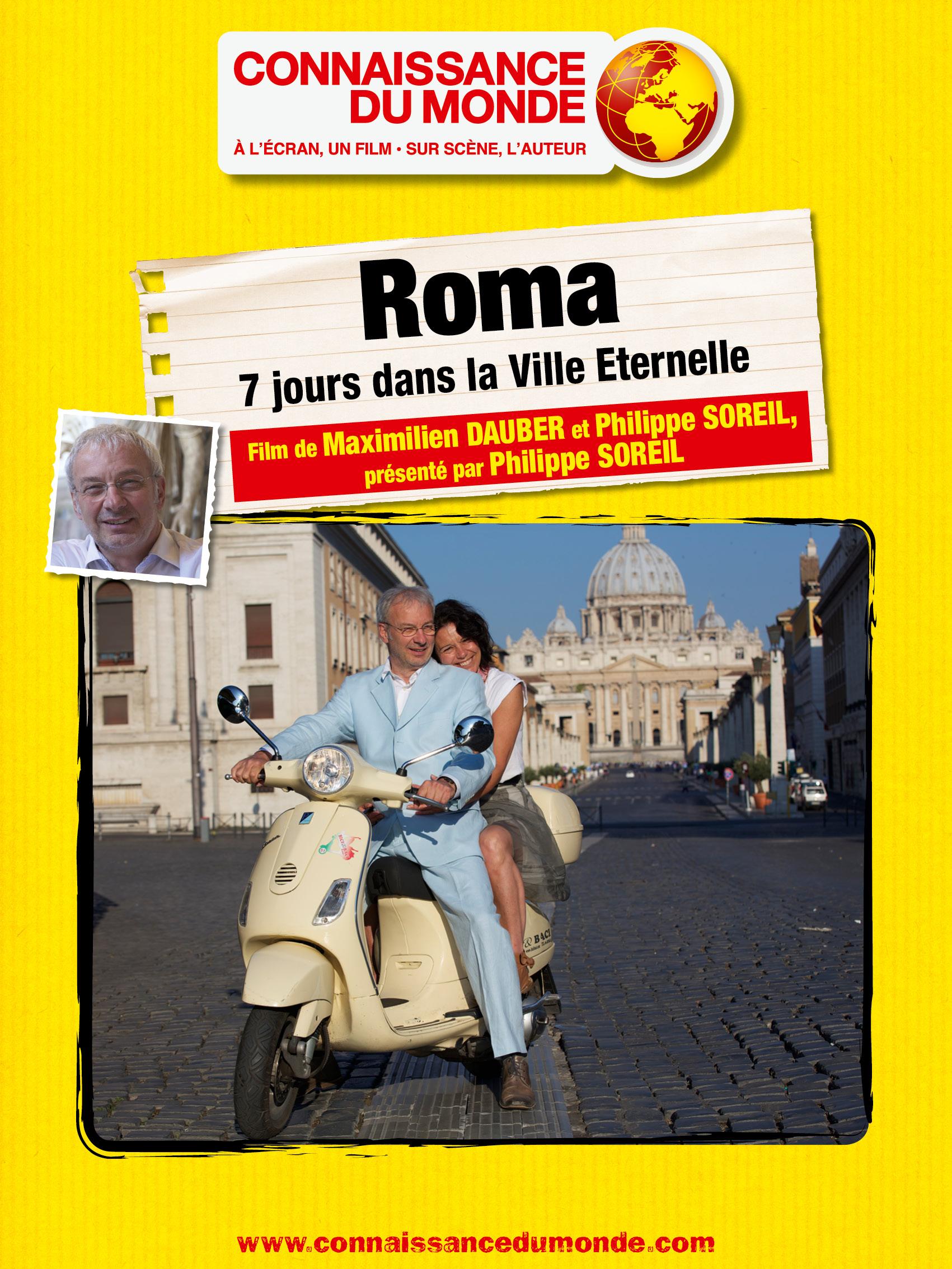 Roma, 7 jours dans la Ville Eternelle