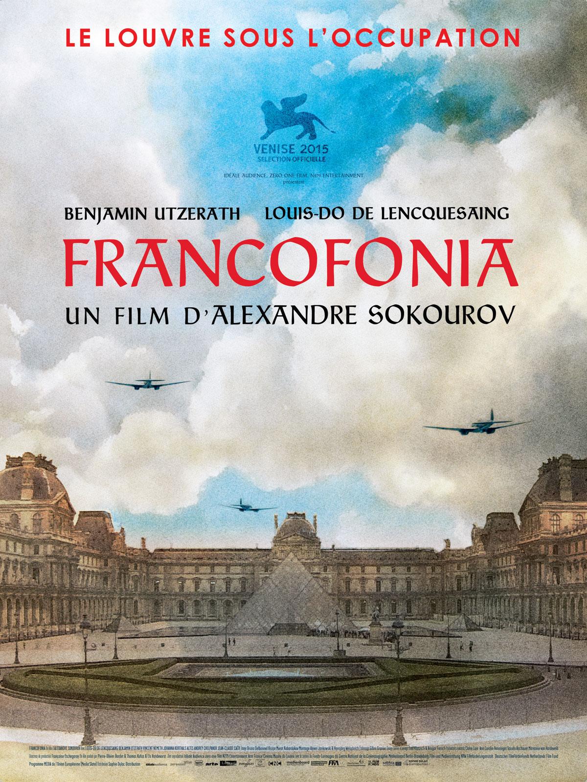 Francofonia, le Louvre sous l?Occupation