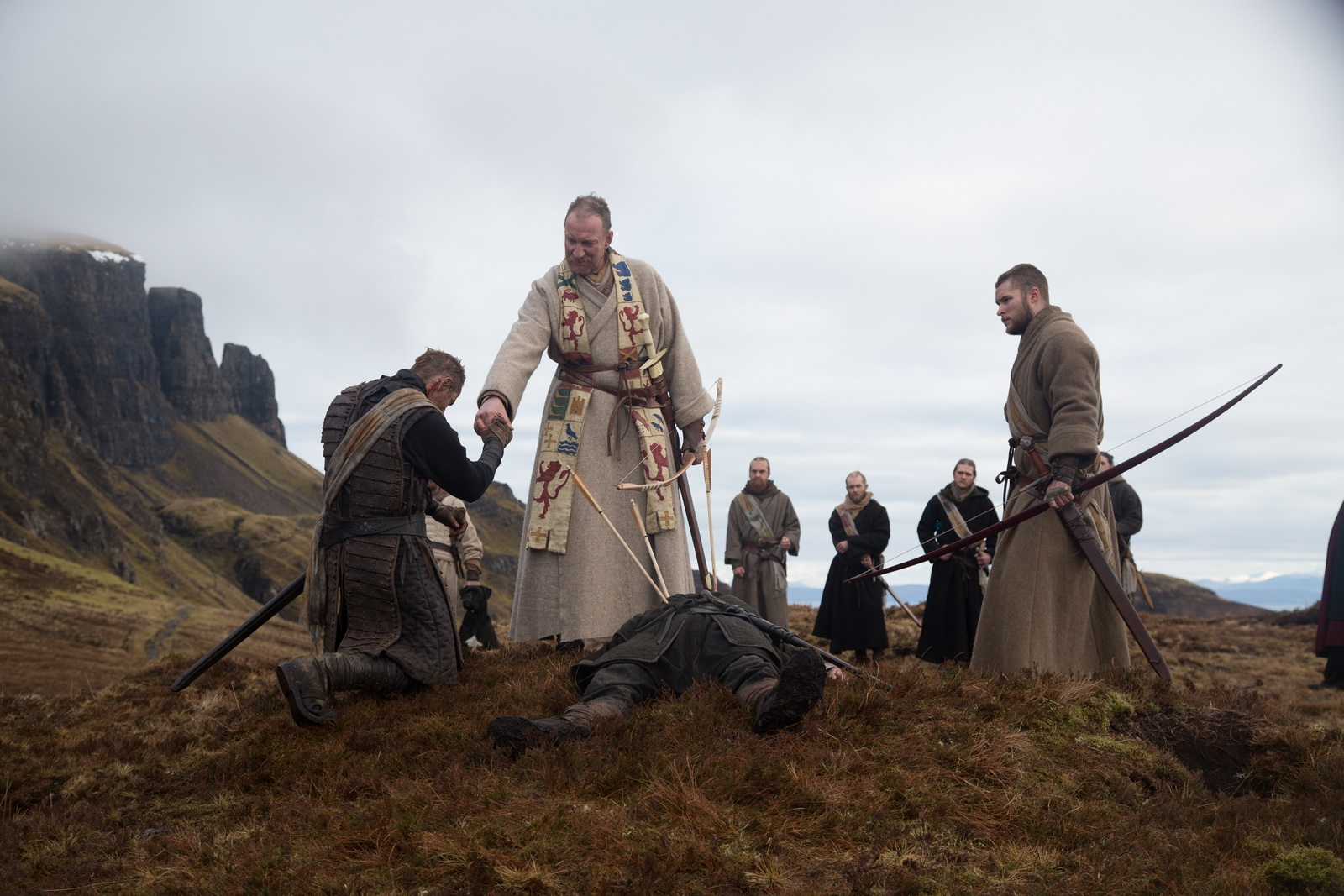 Macbeth - Jack Reynor