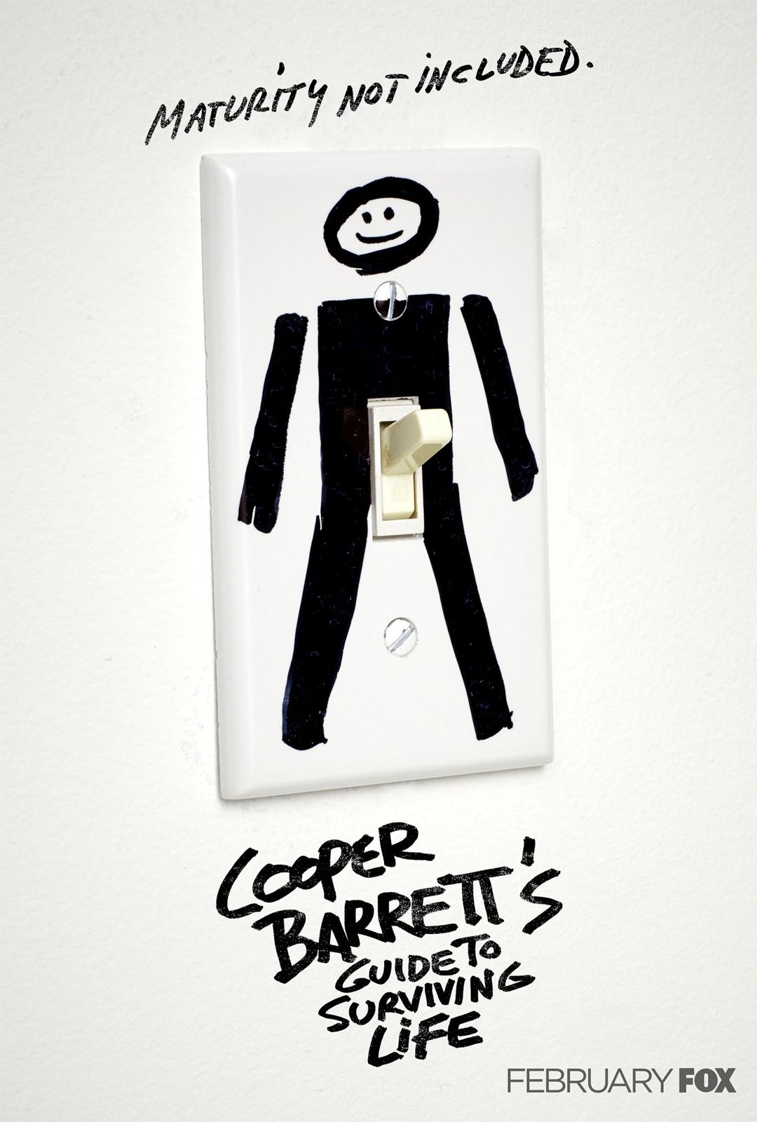 Cooper Barrett's Guide To Surviving Life [Saison 01 VOSTFR]