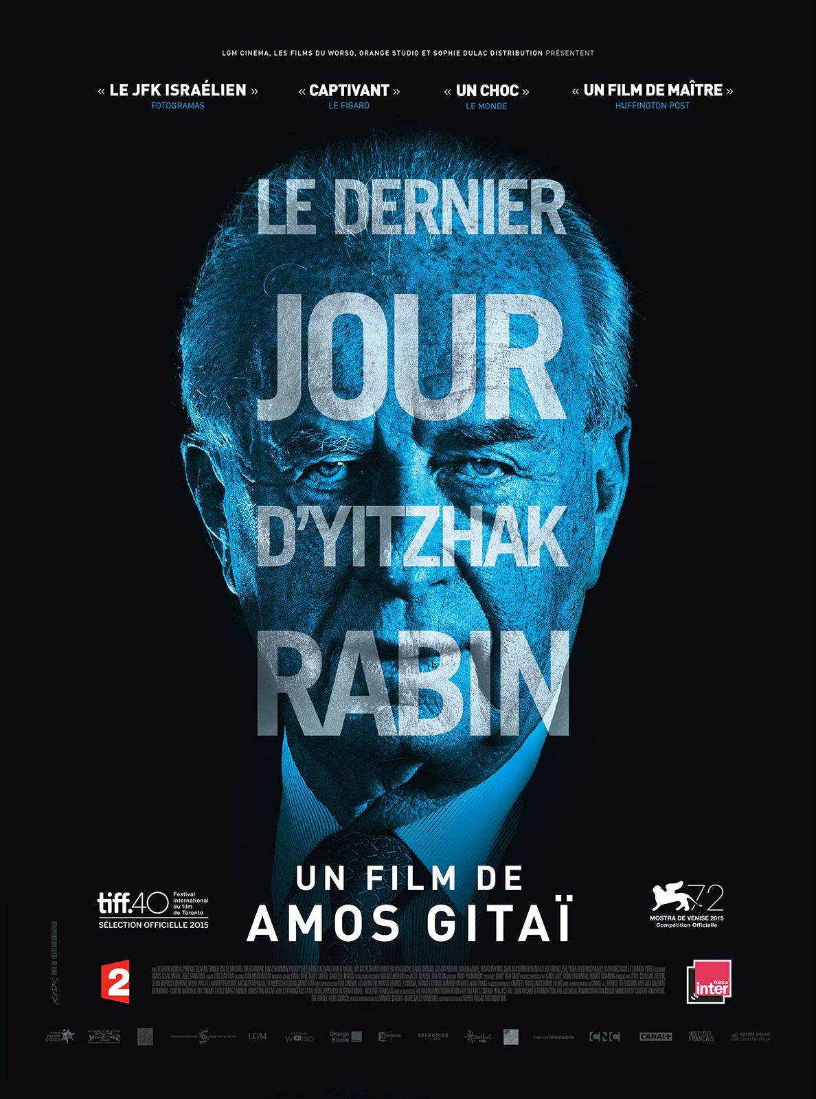 Le dernier jour d?Yitzhak Rabin
