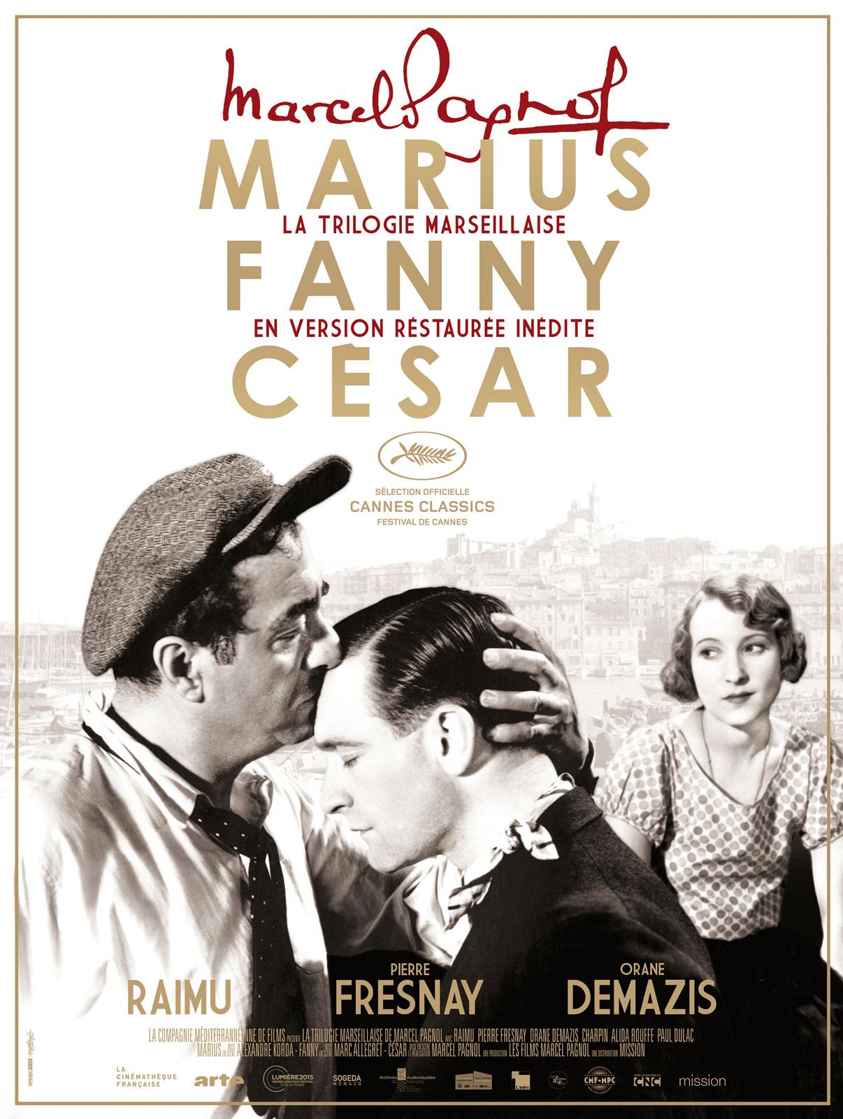 La Trilogie Marseillaise de Marcel Pagnol : César