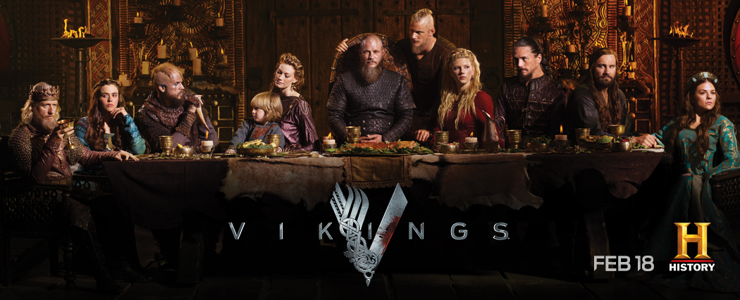 Connu Vikings : Photo 132 sur 414 - AlloCine HN14