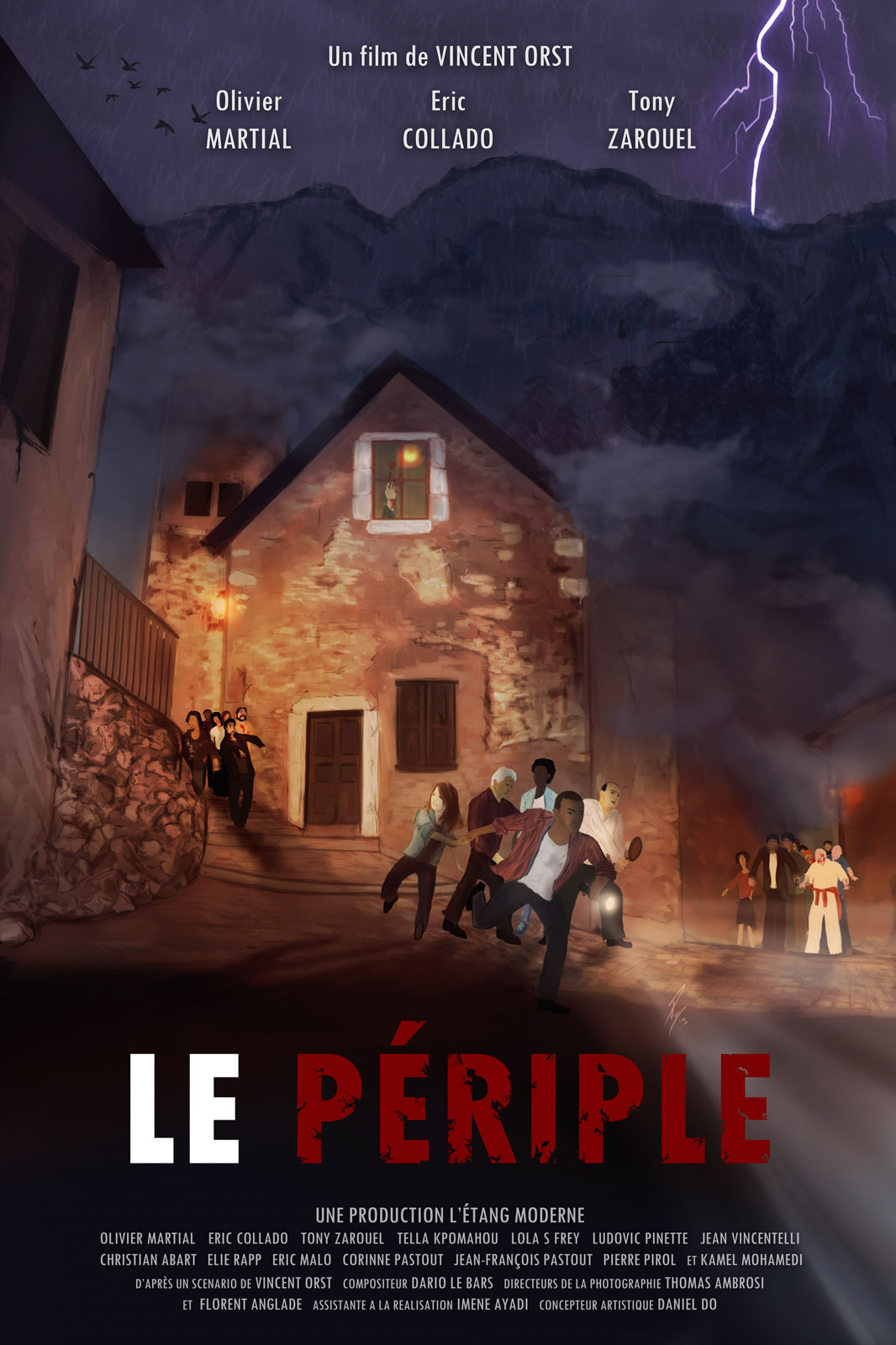 Le Périple Streaming French VF