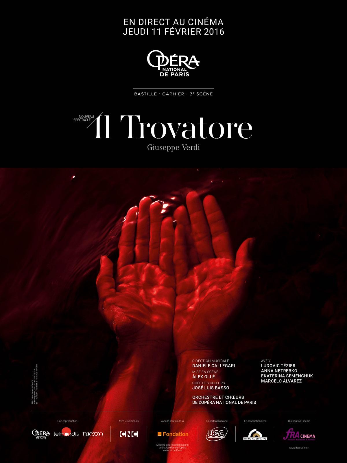 Le Trouvère (UGC VIVA L'OPERA- FRA CINEMA)