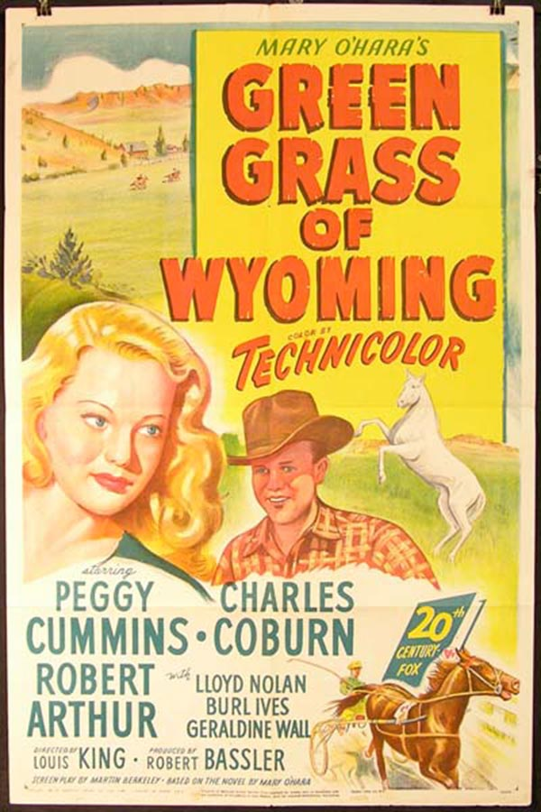 L'herbe verte du Wyoming Streaming 1080p HDLight
