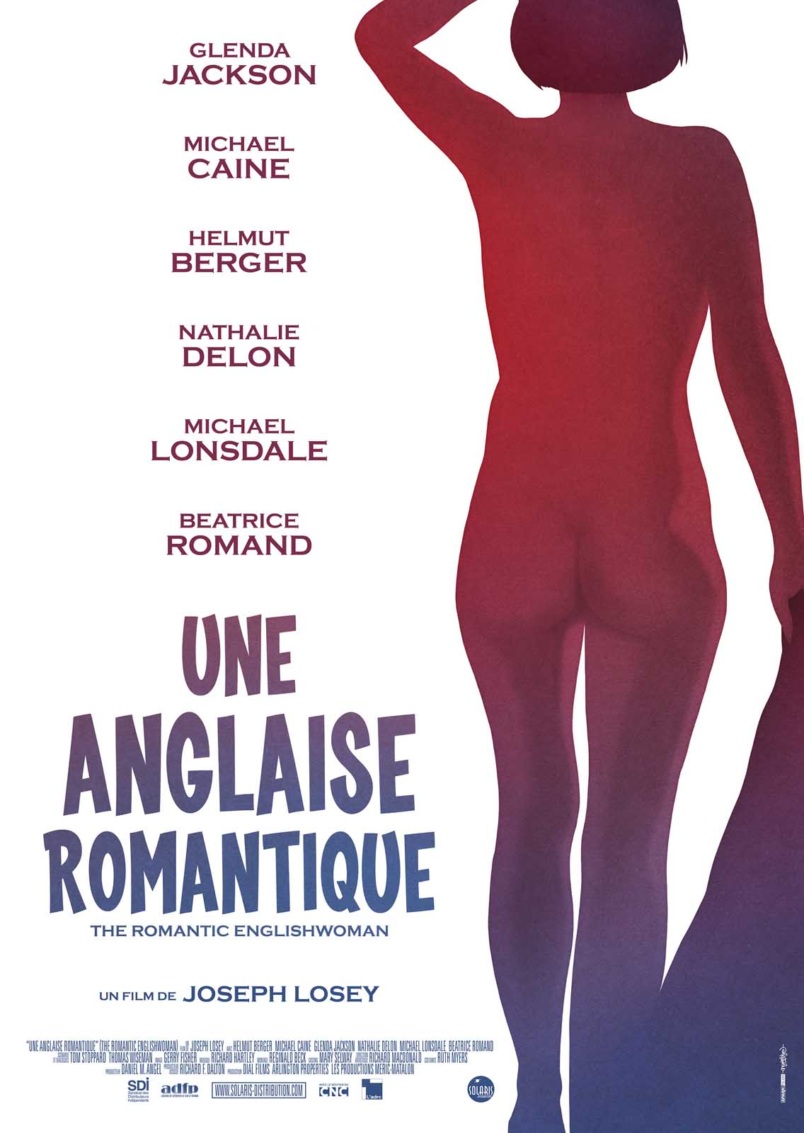 Une Anglaise romantique