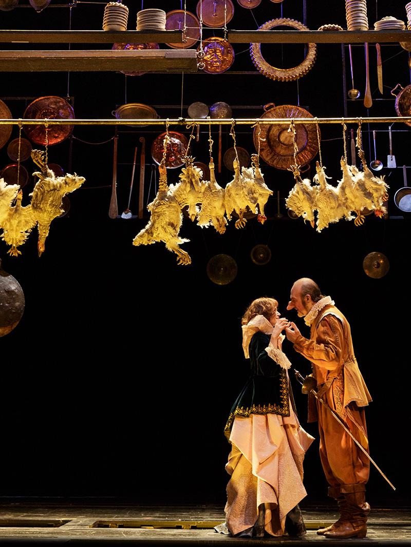 Cyrano de Bergerac (Comédie-Française / Pathé Live)