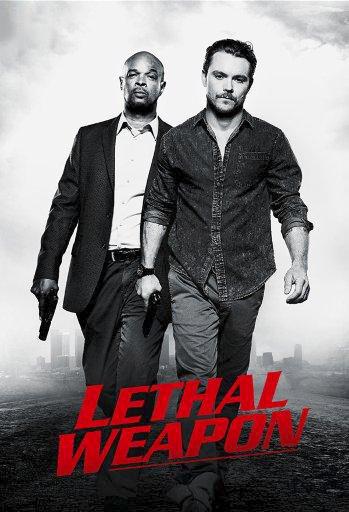 L'Arme fatale ( Lethal Weapon ) - Saison 1