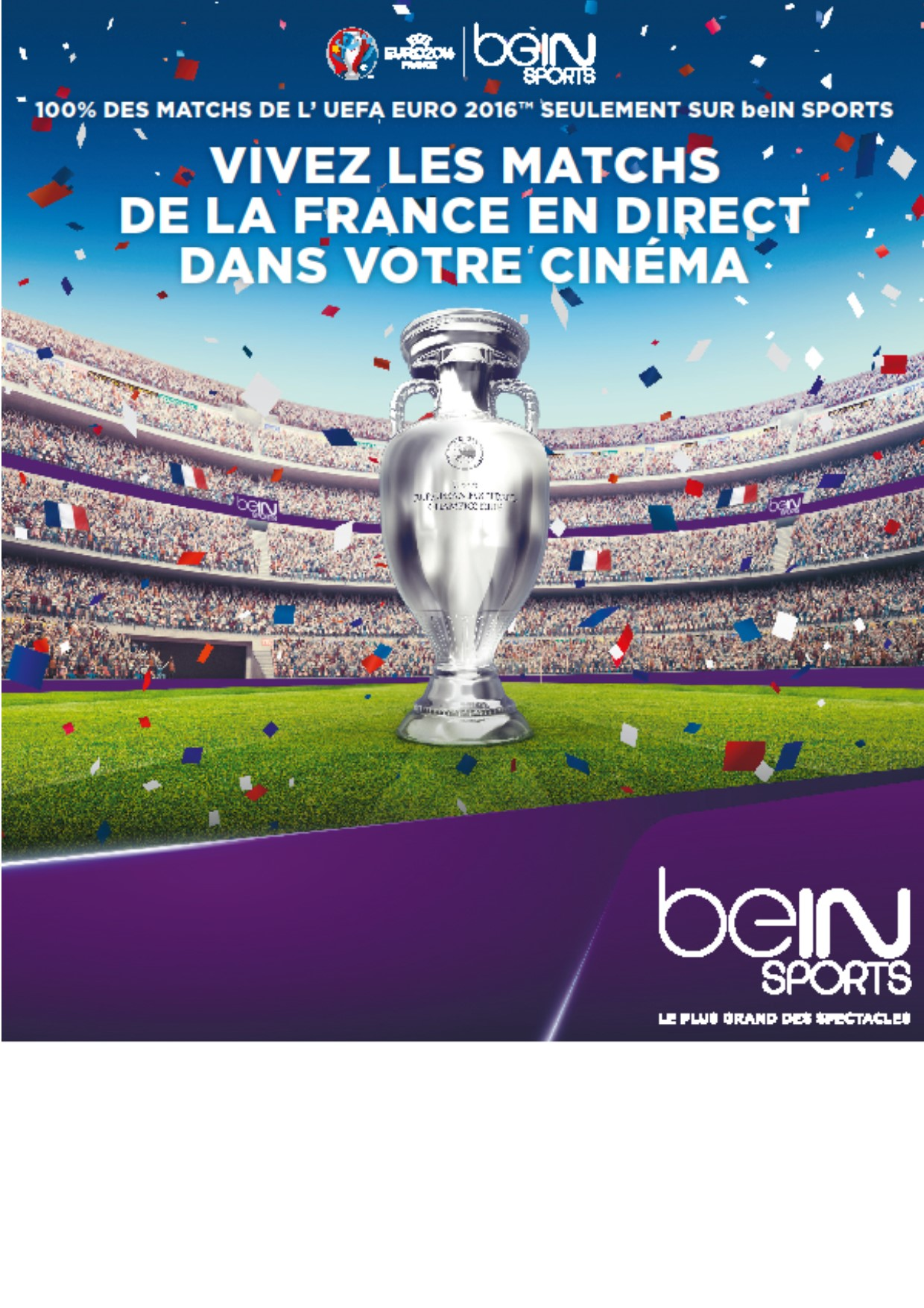 Euro 2016 : France / Roumanie (CGR Events) Streaming HD Gratuit