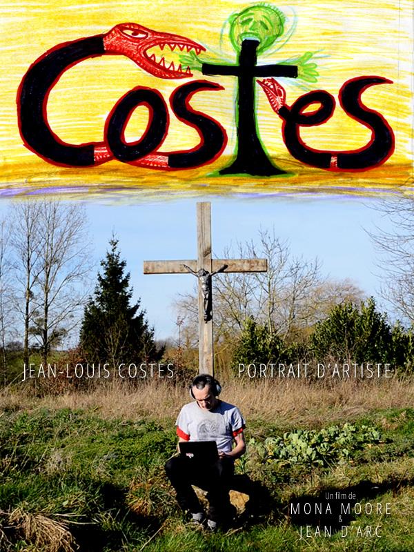 Jean-Louis Costes - portrait d'artiste French