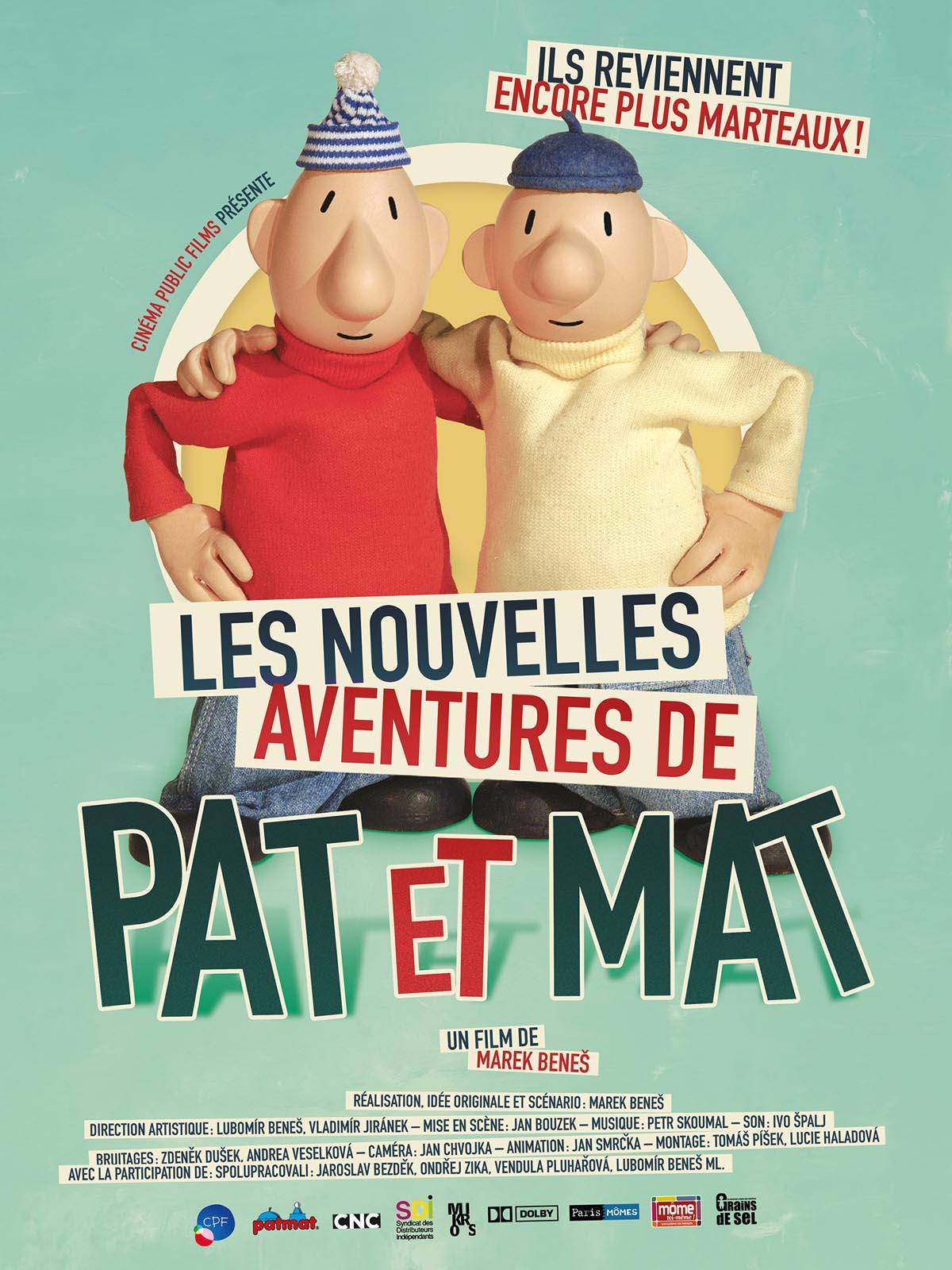 Les Nouvelles aventures de Pat et Mat