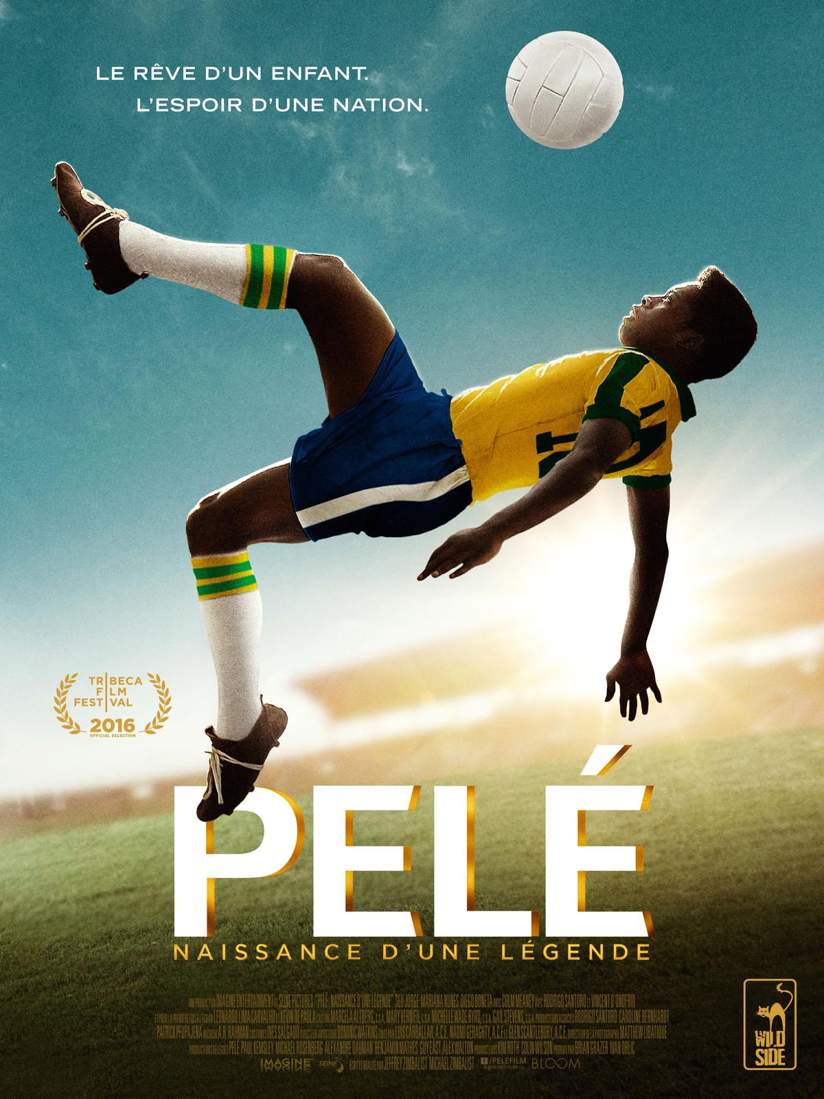 Pelé - naissance d'une légende