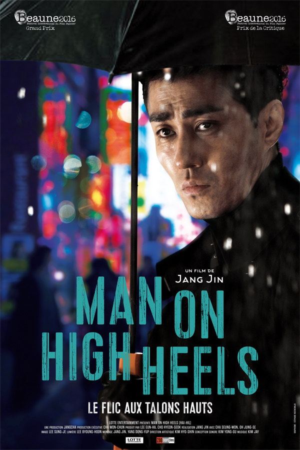 Man on High Heels