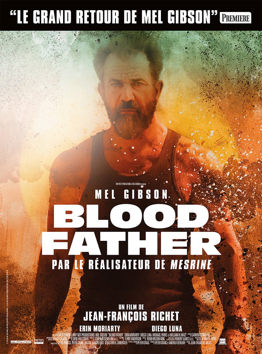 Affiche Blood Father