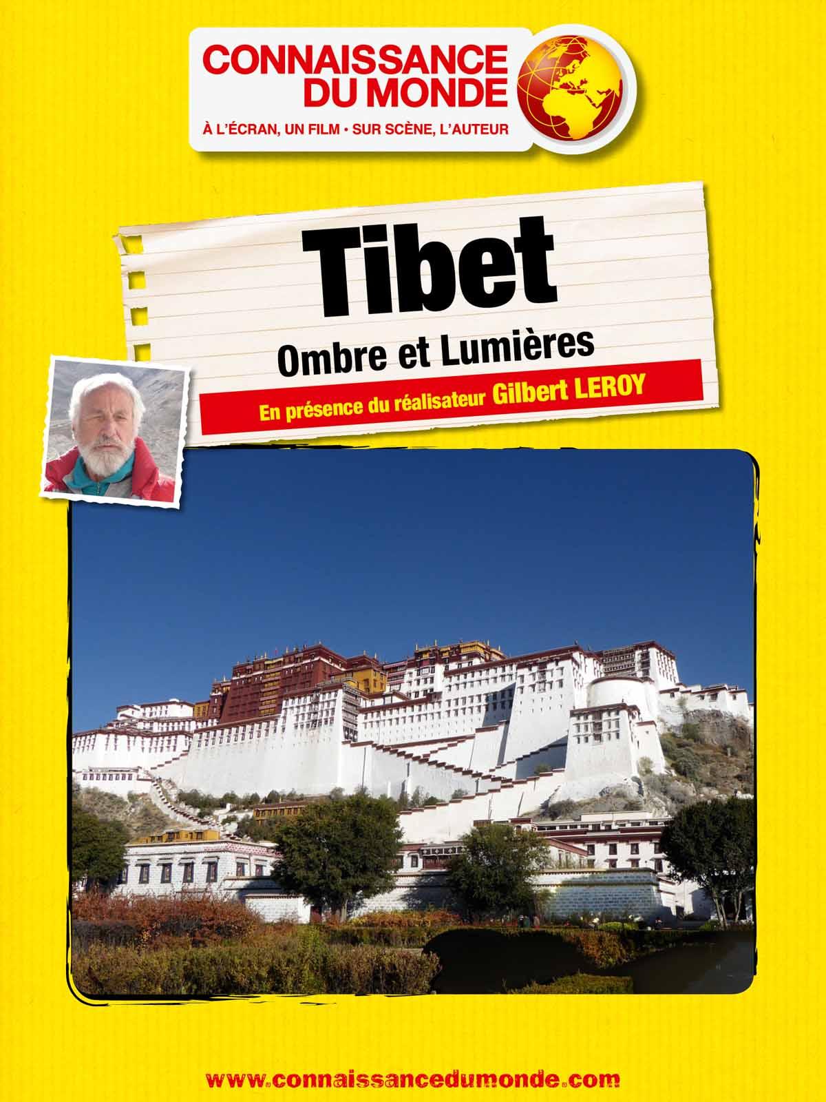 Tibet, Ombre et Lumières
