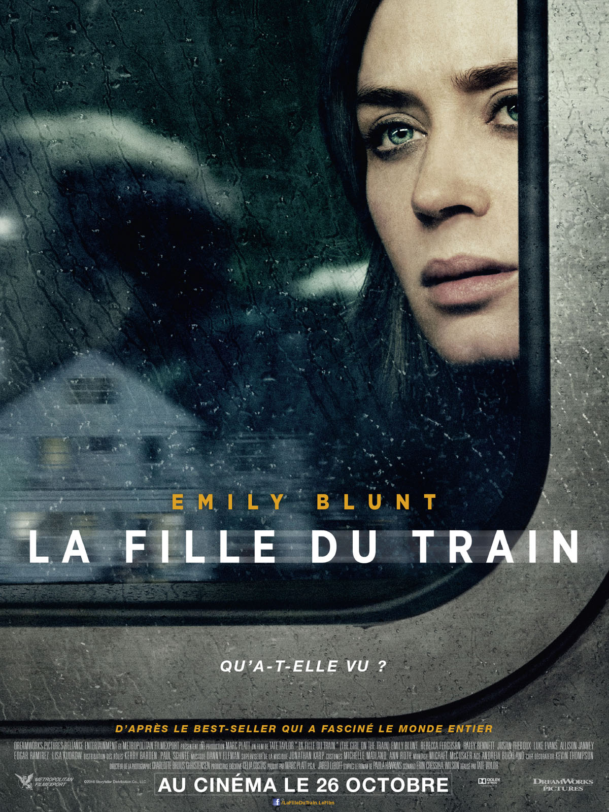 La Fille du train Truefrench HDRiP