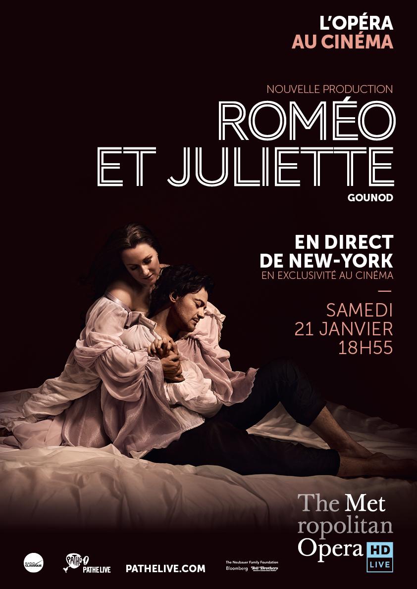 Roméo et Juliette (Met-Pathé Live)