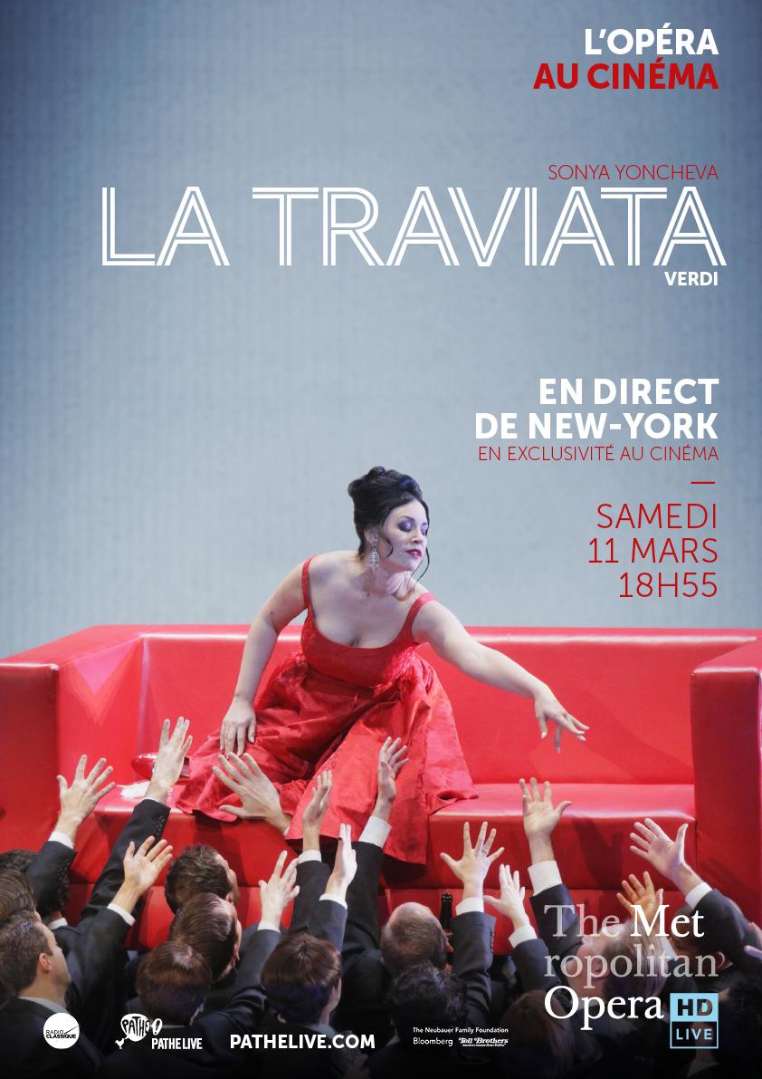 La Traviata (Met-Pathé live)
