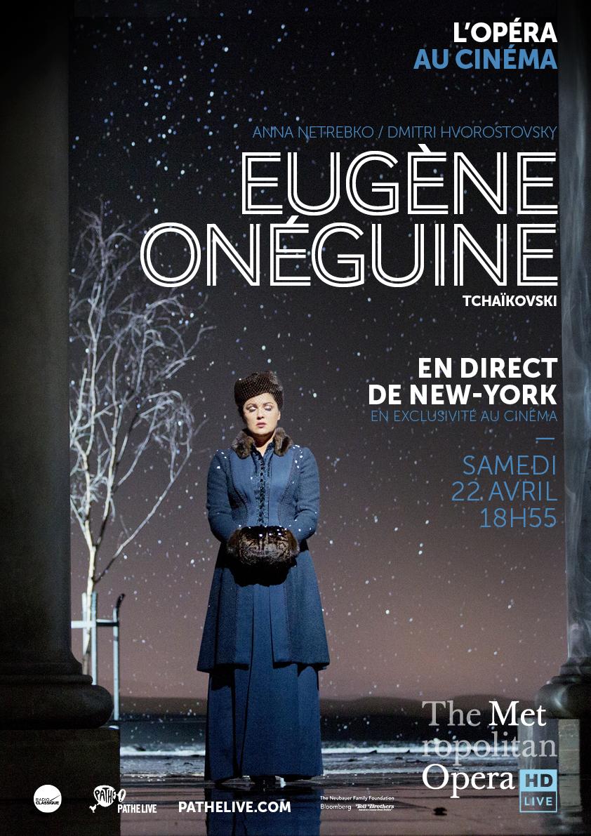 Eugène Onéguine (Met-Pathé Live)