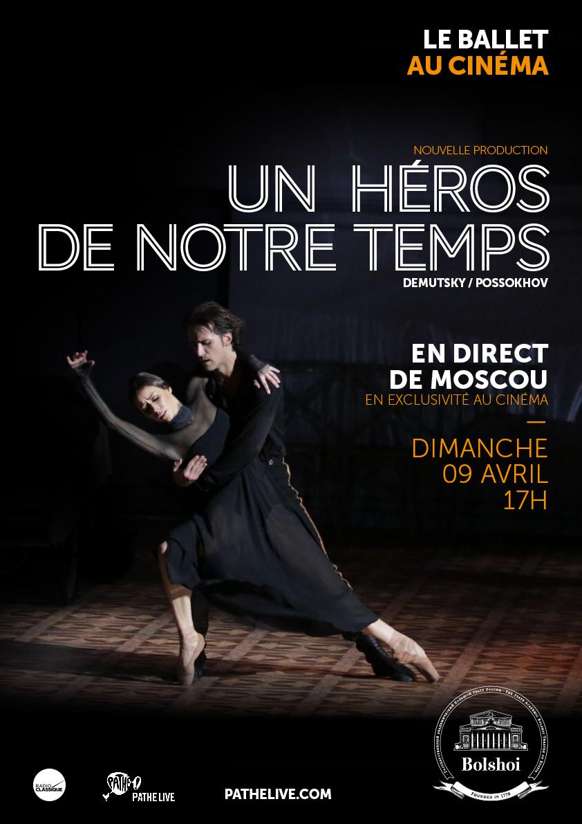 Un Héros de notre temps (Bolchoï-Pathé Live)