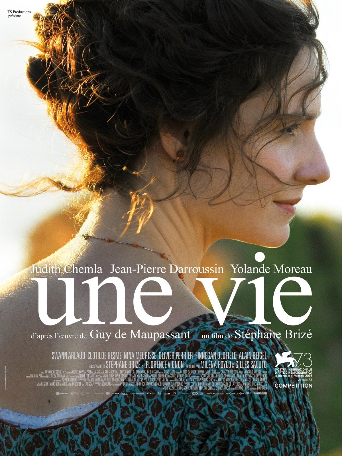 Une vie / un film écrit et réalisé par Stéphane Brizé | Brizé, Stéphane (1966 - ....)