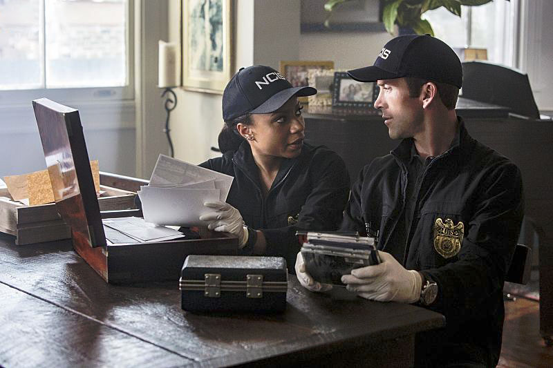 ncis nouvelle orl ans photo de lucas black et shalita grant 163 sur 257 allocine. Black Bedroom Furniture Sets. Home Design Ideas