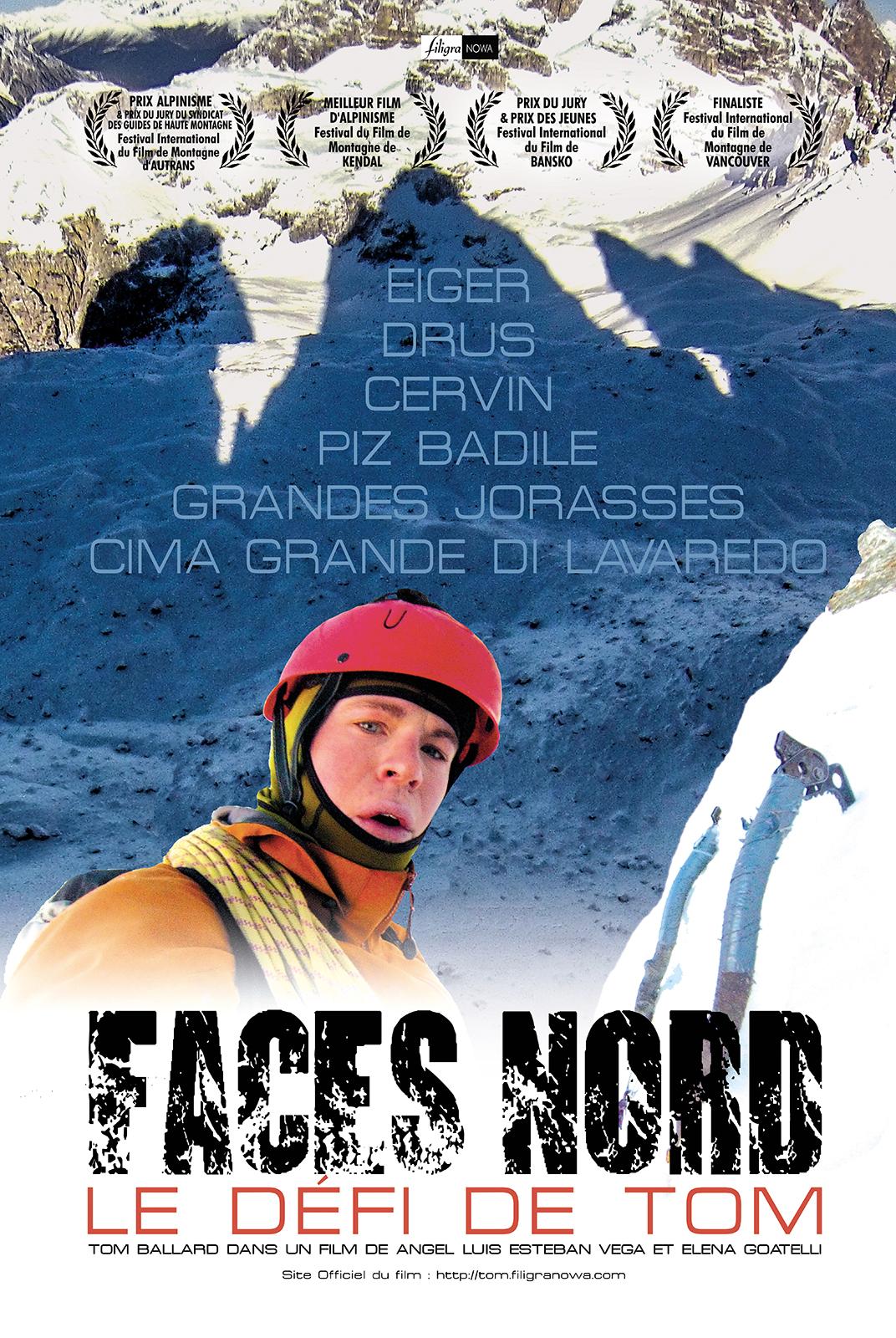 Faces Nord, le défi de Tom