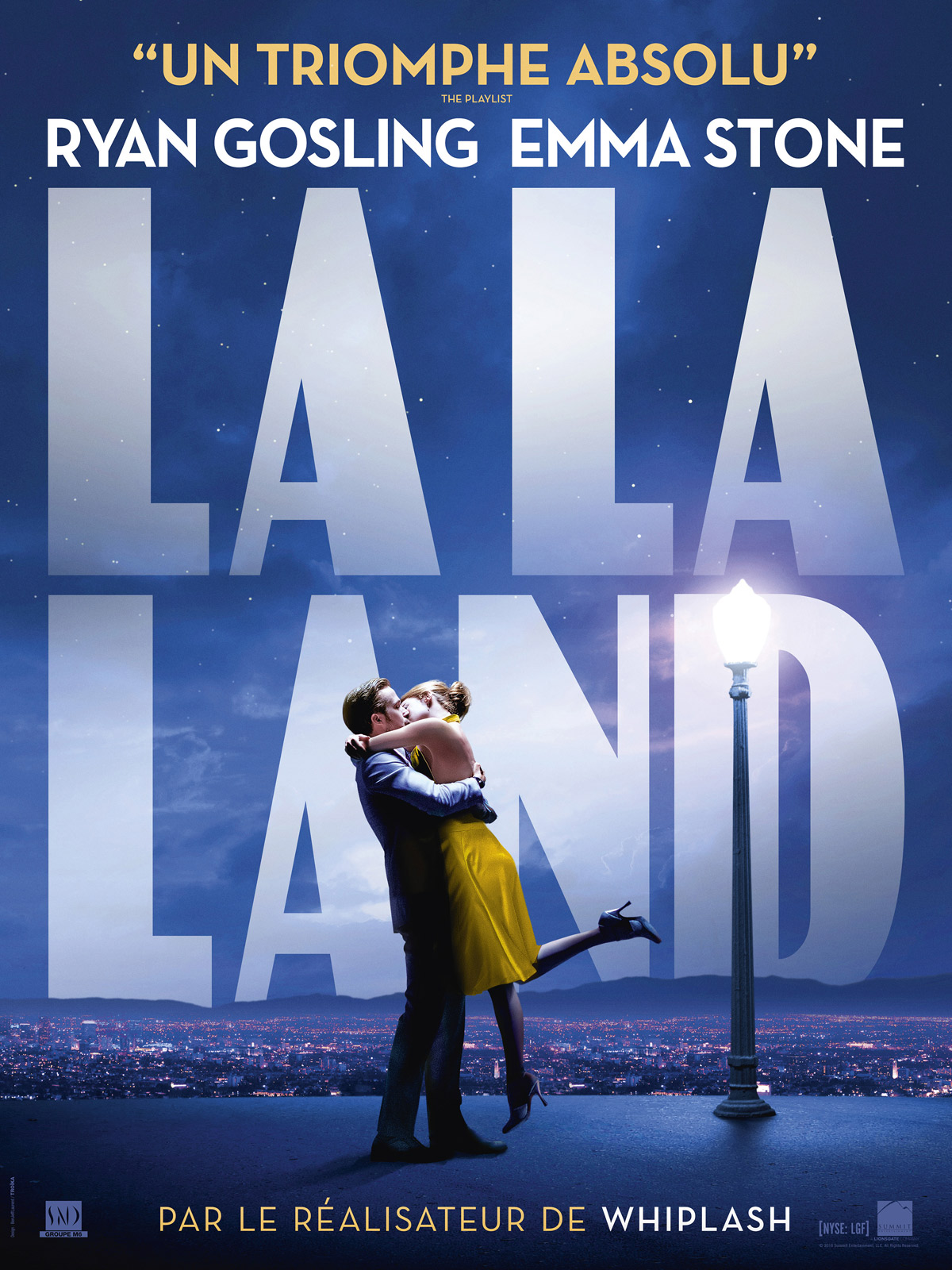 La La Land version Karaoké