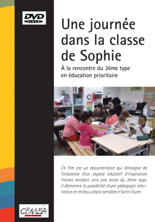 Une journée dans la classe de Sophie