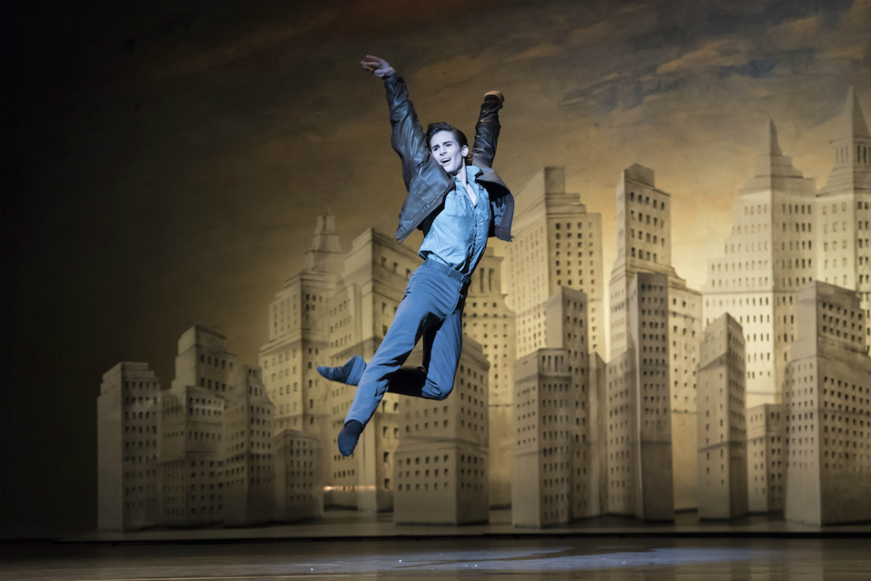 Le Centenaire de Bernstein - L'Âge de l'Anxiété (Royal Opera House)