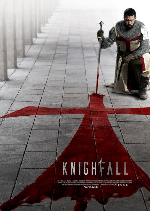 Knightfall - saison 1 [COMPLETE] [10/10] FRENCH | HD 1080p
