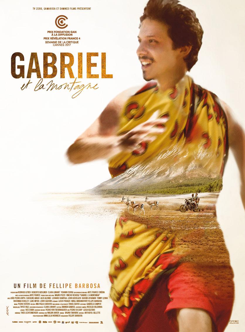 Gabriel et la montagne