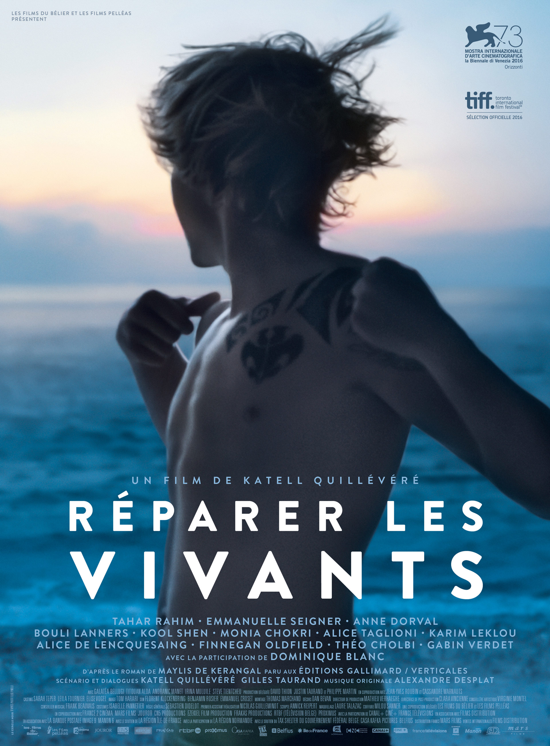 Réparer Les Vivants