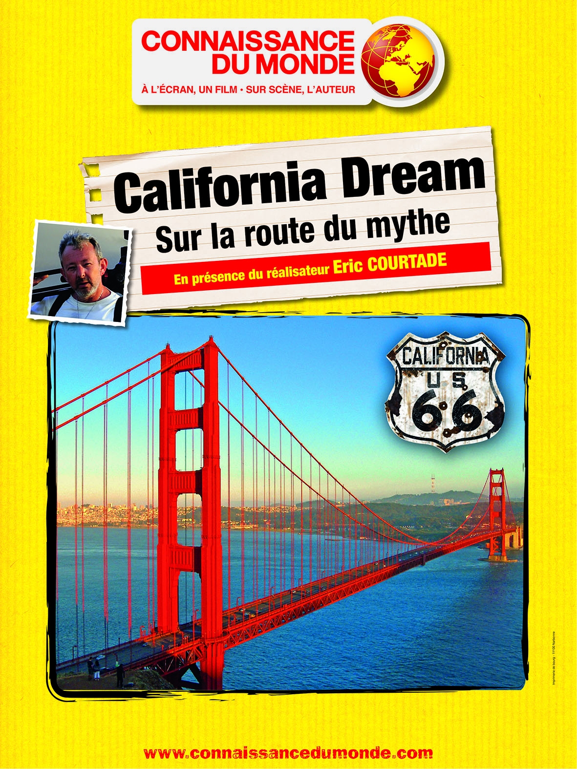 California Dream, Sur la route du mythe