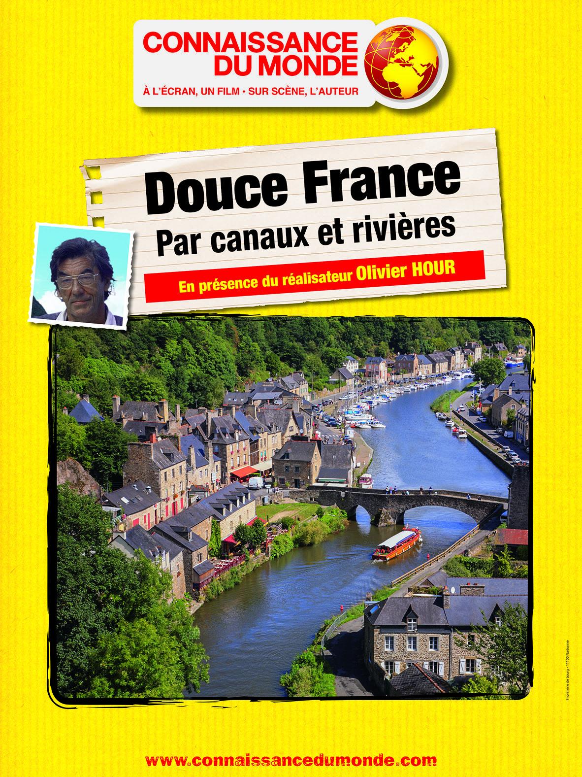 Douce France, par canaux et rivières