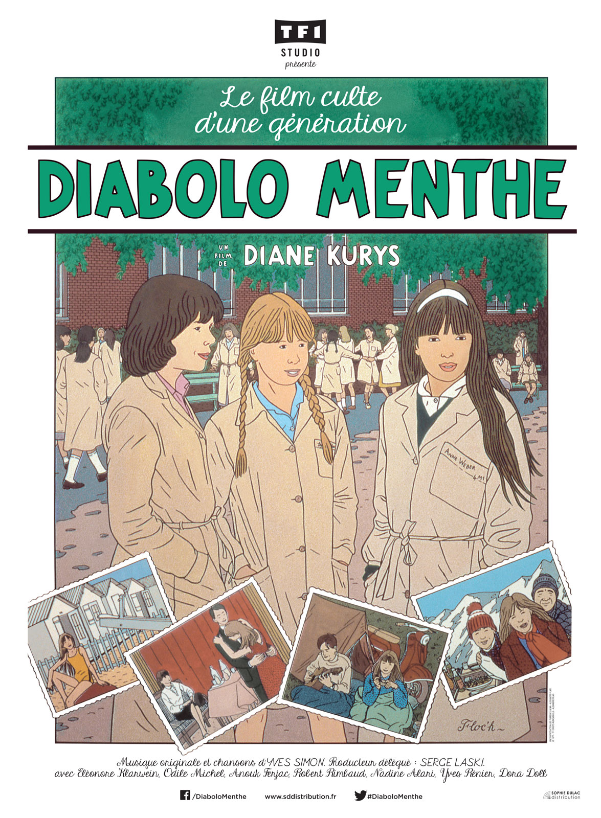Diabolo Menthe Streaming Web-DL 720p