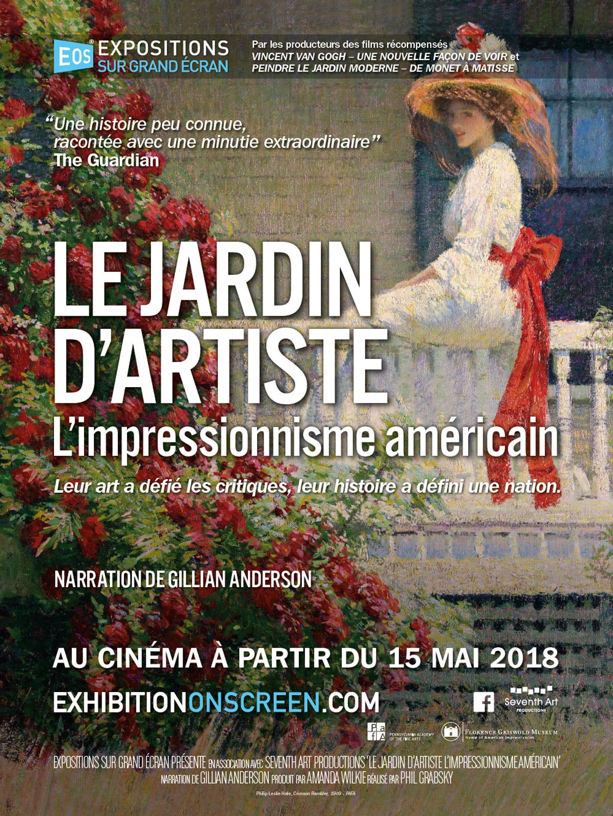 Le jardin d'artiste: L'Impressionnisme Américain