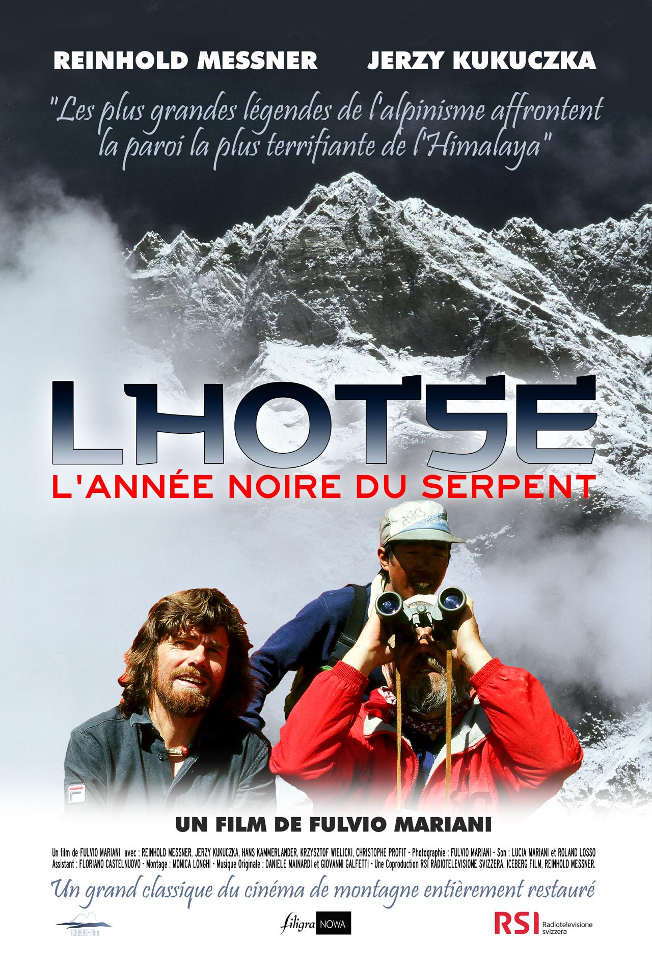 Lhotse, l'Année Noire du Serpent