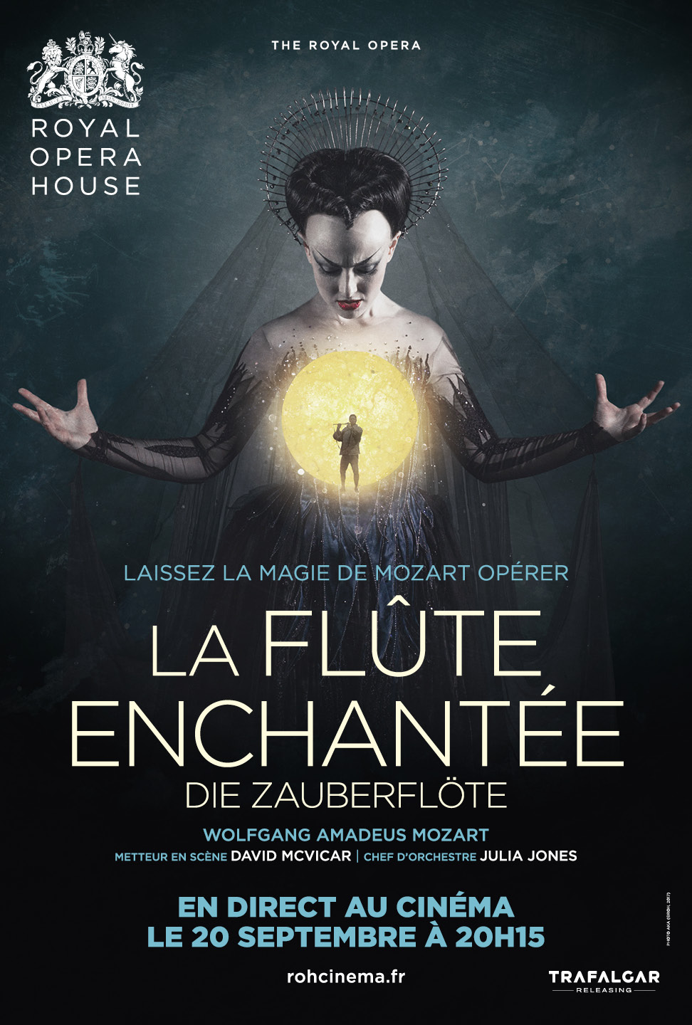 La Flûte Enchantée (Royal opera House)